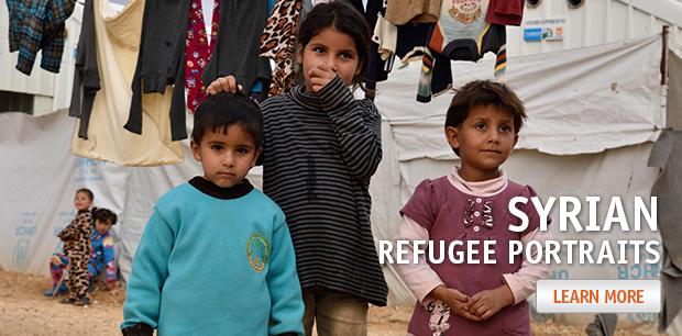Spotlight Syrian Refugees