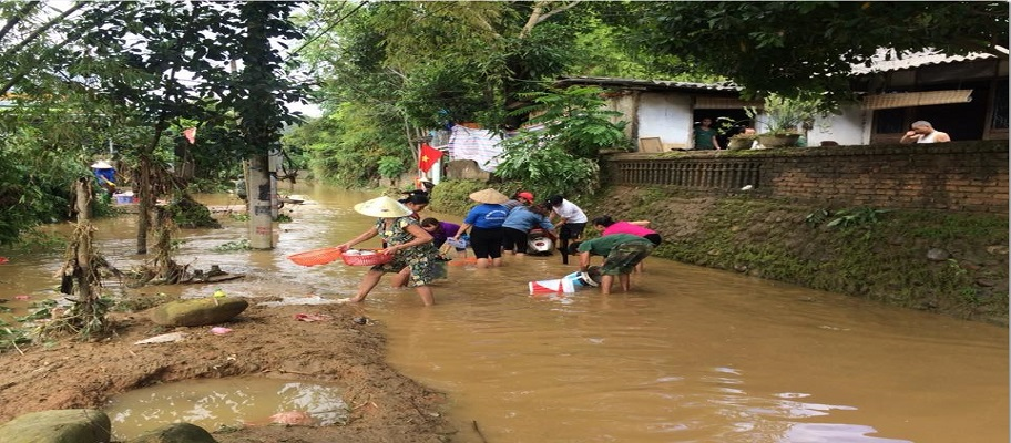 CARE ready to respond after deadly floods hit Vietnam