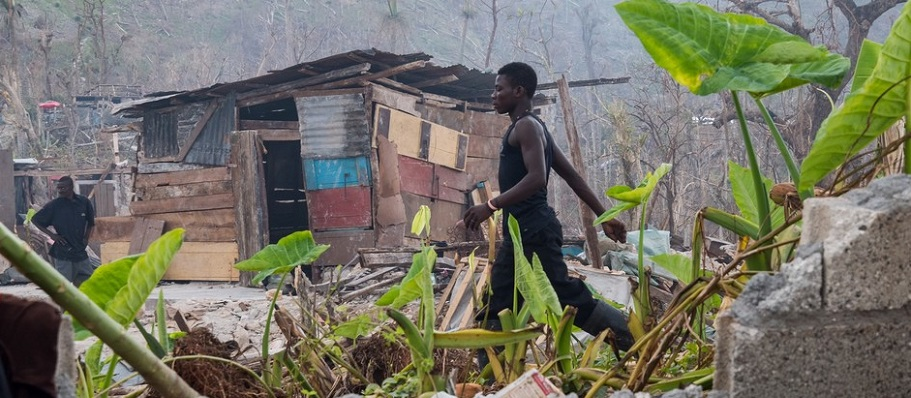 Hurricane Matthew: Three months later, Haiti at risk of a food crisis