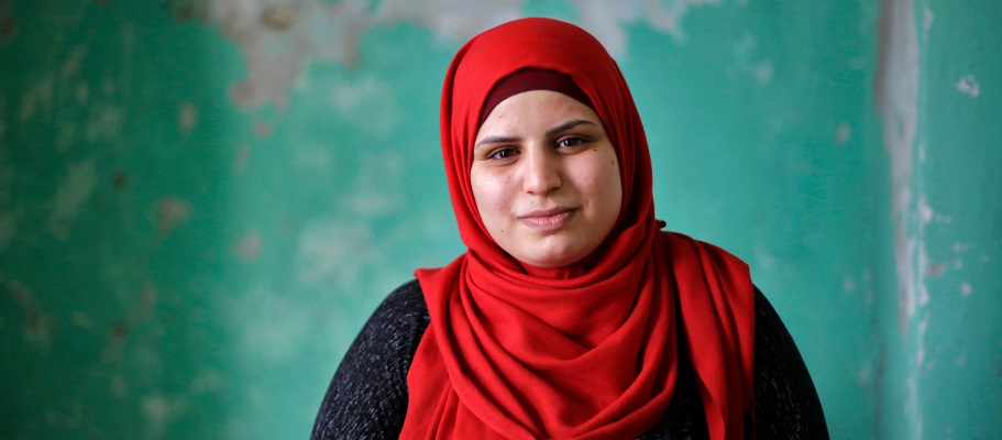 """I want these voices to be heard"": A Syrian teen speaks"