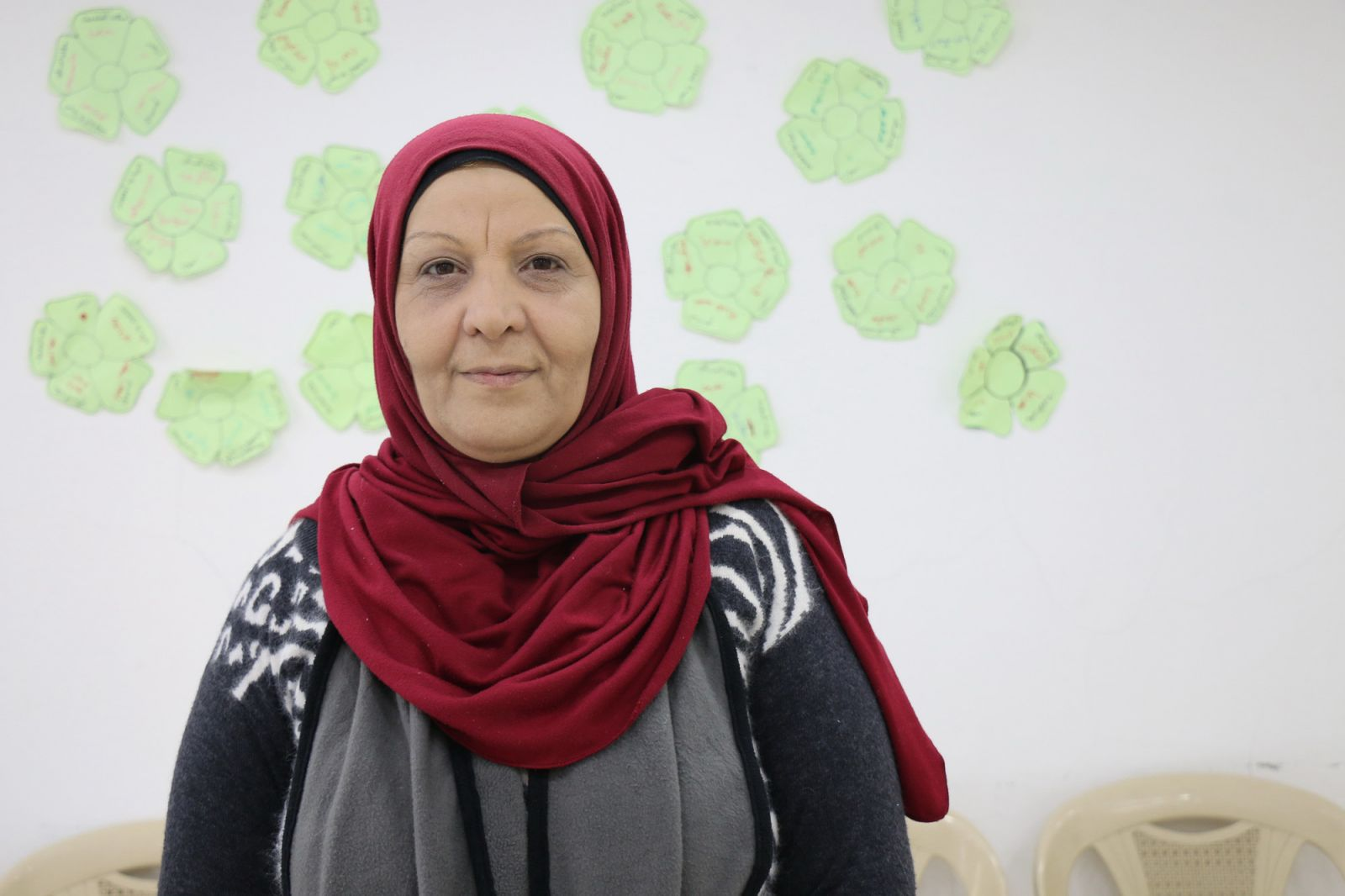 Breaking the mold, Tripoli community action brings women into the