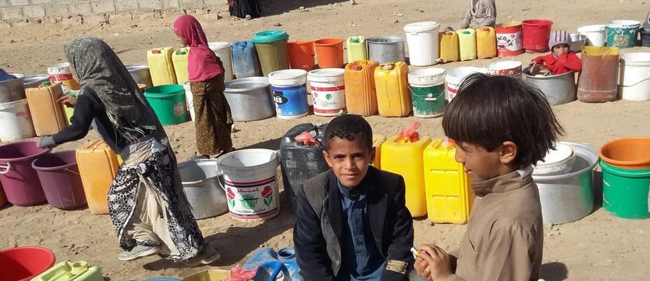 Yemen Threatened by Deadly Cholera Outbreak