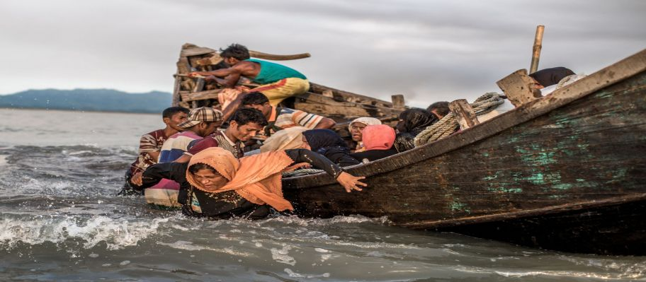 CARE responds to Refugee Crisis in Bangladesh