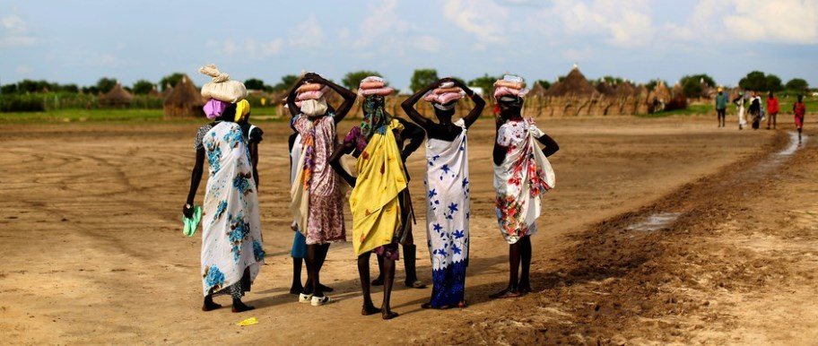 South Sudan: most alarming levels of food insecurity in its history