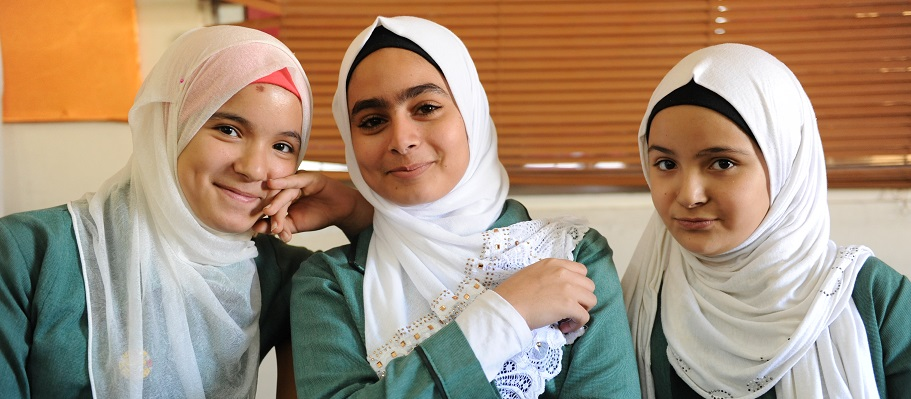 International Day of the Girl: Advice from Syrian teens