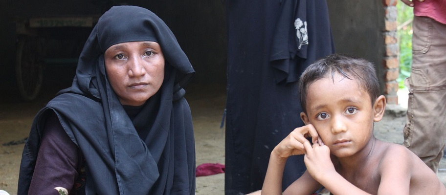 Myanmar Refugee Crisis: Women and Children in Urgent Need