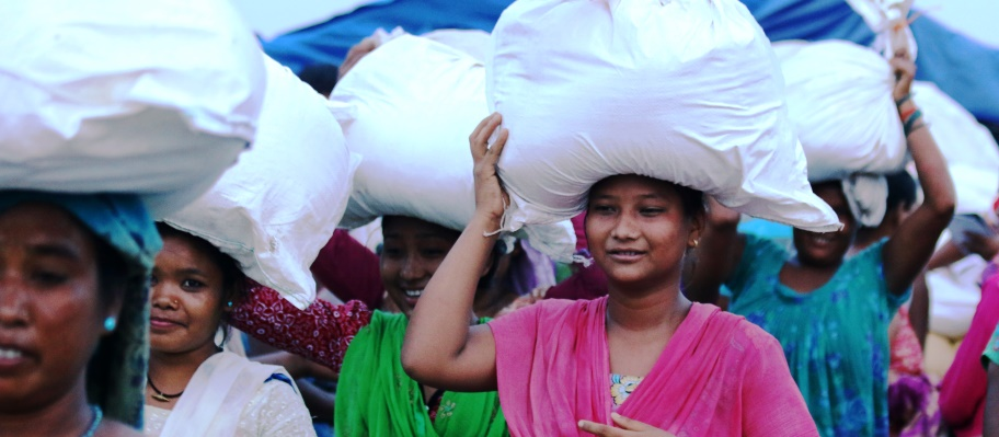South Asia floods: CARE brings urgent relief