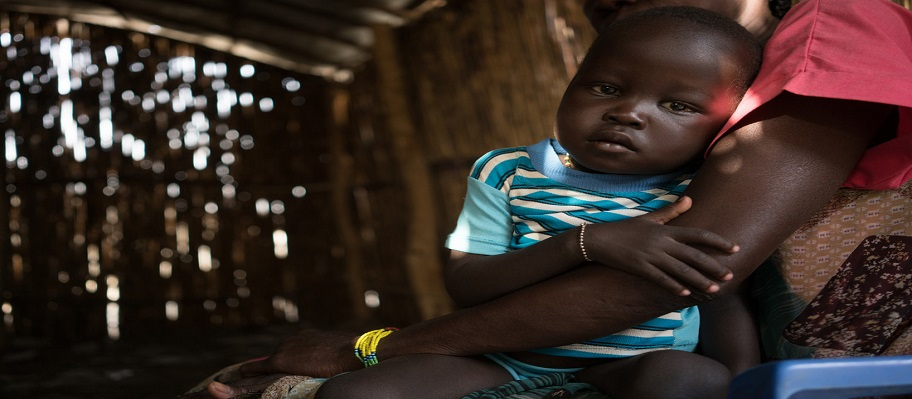 South Sudan: Fleeing famine