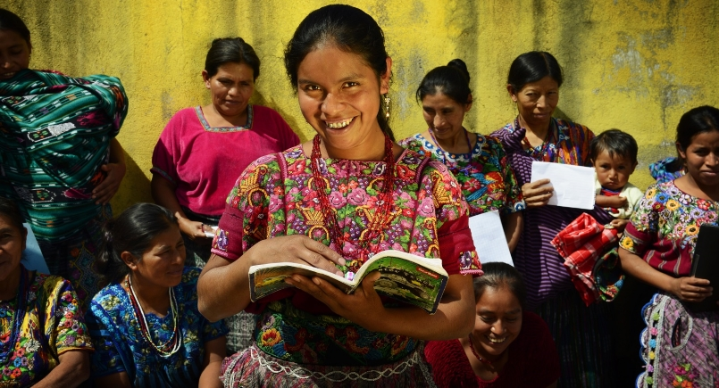 Breakthroughs for 'forgotten' women from marginalized communities in fight against poverty
