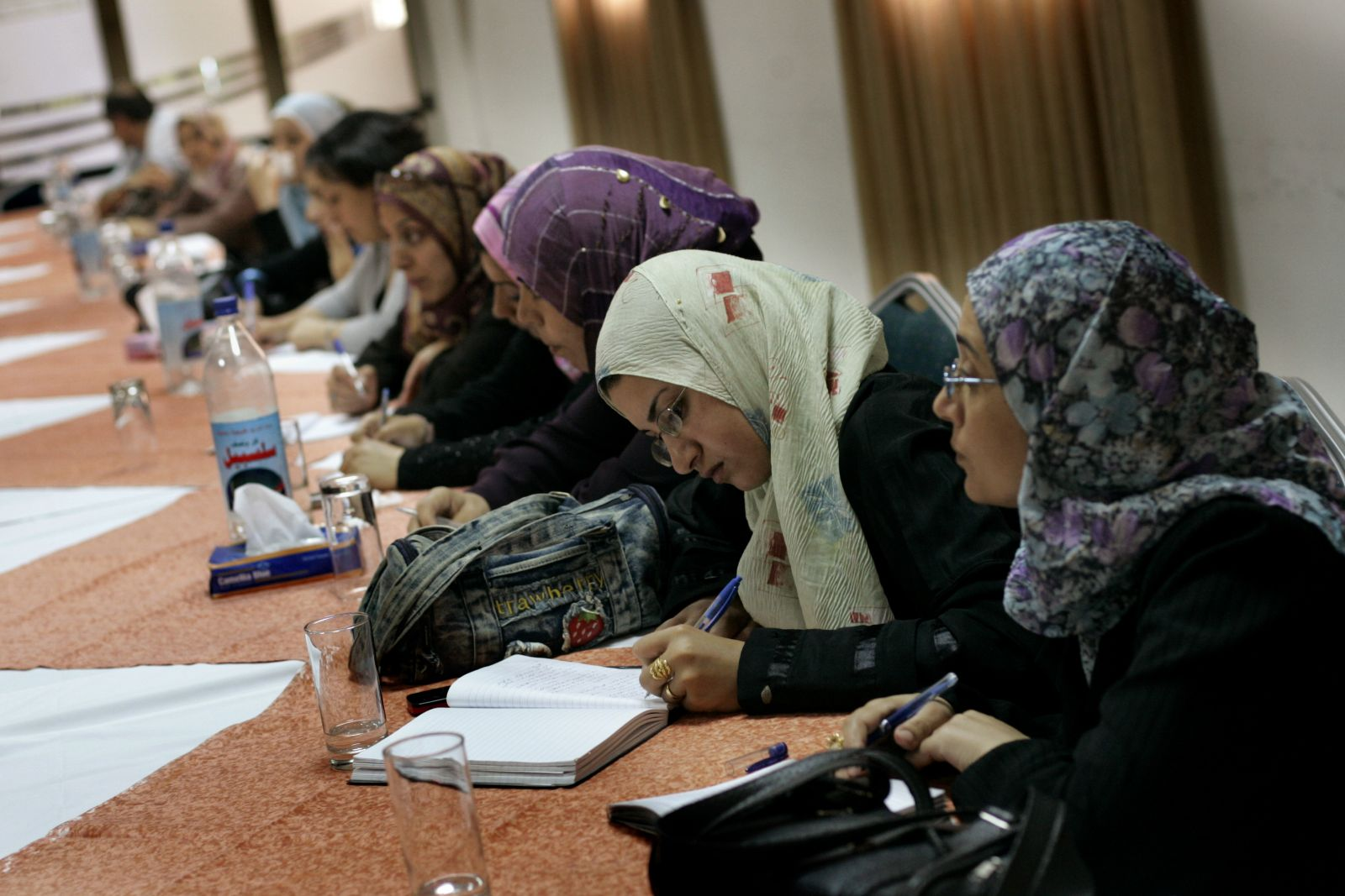 Women's rights must not be traded away at EU-Middle East ministerial conference warns CARE International.