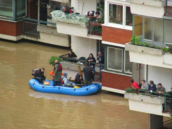 One of the worst floods in the history of the Balkans has left devastating damage in Bosnia and Herzegovina as well as Serbia and parts of Croatia.