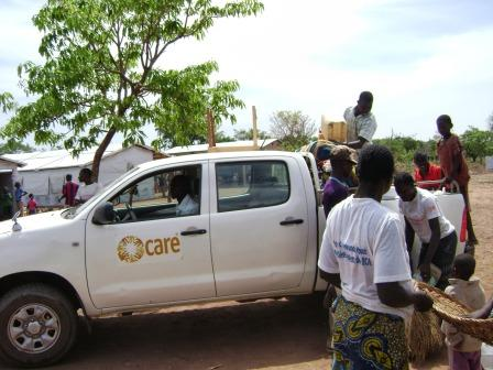 CARE is assisting refugees fleeing the Central African Republic to seek shelter in Chad. Find out more