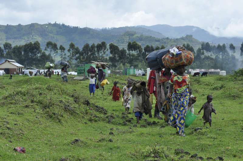 CARE warns that thousands are still at risk despite recent military victory over one of the main armed groups in the east of the Democratic Republic of Congo